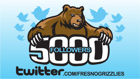 The Grizzlies are offering a special ticket deal for Twitter followers only.