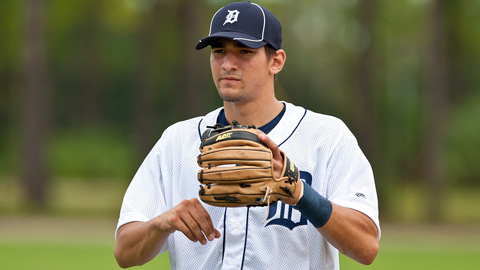 Nick Castellanos was the 44th overall pick in the 2010 Draft.