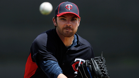 Liam Hendriks signed with the Twins out of his native Australia in Feb. 2007.